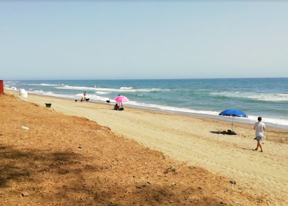 Берег Эль Пинилло