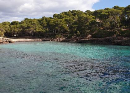 Бухта и пляж Кала-Барка