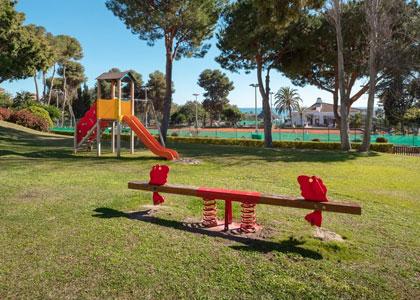 Детская площадка в Don Carlos Leisure Resort & Spa