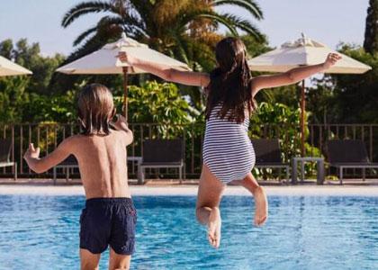 Детский бассейн в Don Carlos Leisure Resort & Spa