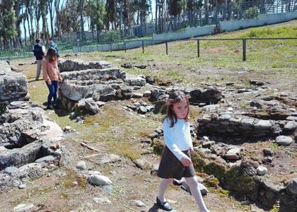 Экскурсия в римские бани в Vega del Mar