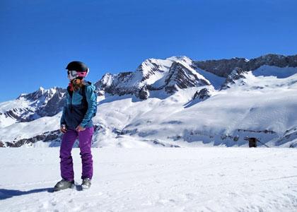Курорт для горнолыжников Пантикоса
