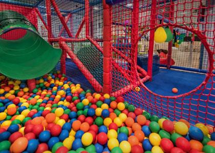 Место для игр в Marriott's Marbella Beach Resort