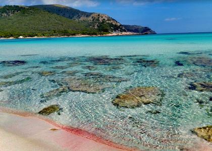 Море Кала-Агулла