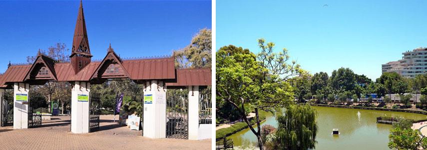 Парк «Палома»