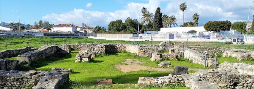 Римские бани в Vega del Mar