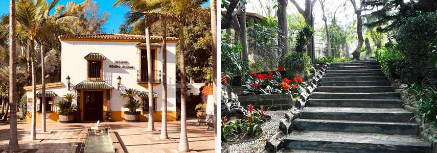 Сад Molino de Inca