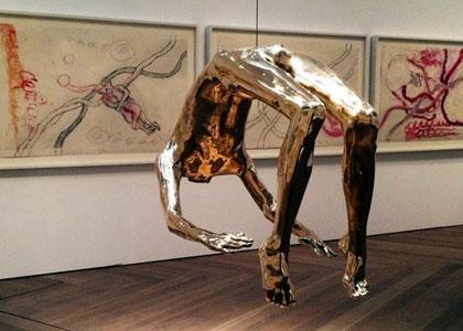 Скульптура в Музее Пикассо