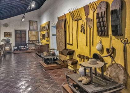 В музее искусств и народных традиций