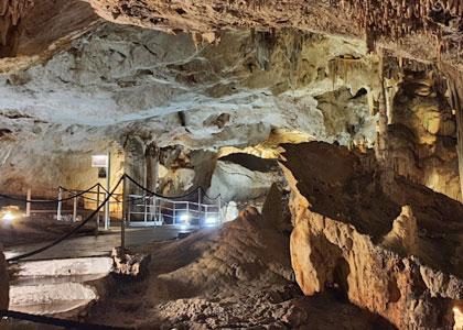 В пещерах Нерхи