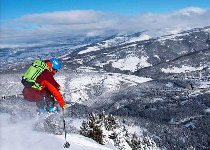 Курорт для горнолыжников Ла-Молина