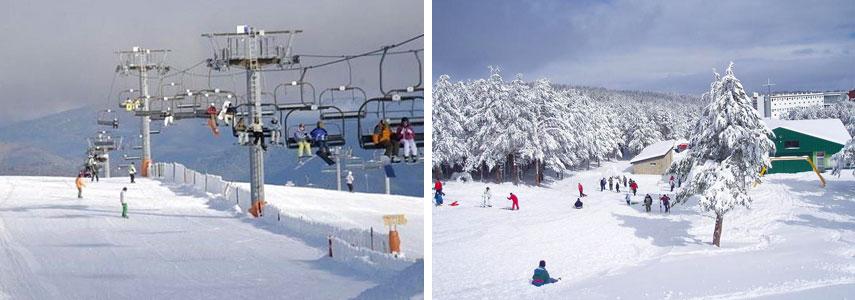 Курорт для горнолыжников Мансанеда