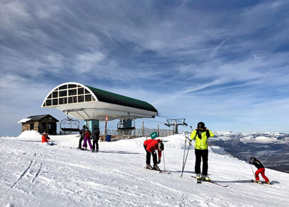 Курорт для горнолыжников Masella