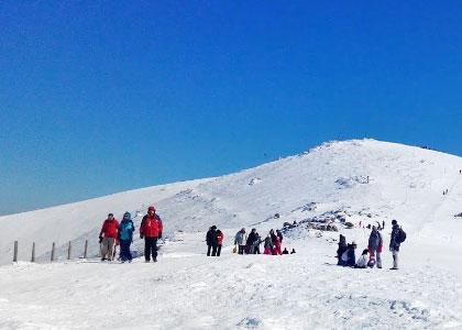Курорт для горнолыжников Навасеррада