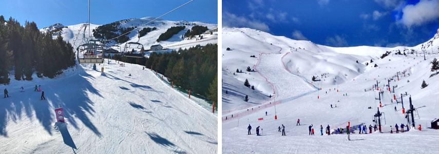 Курорт для горнолыжников Серлер
