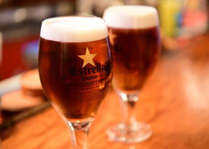 Пиво в Sor Rita bar
