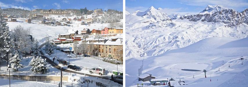 погода зимой в Испании