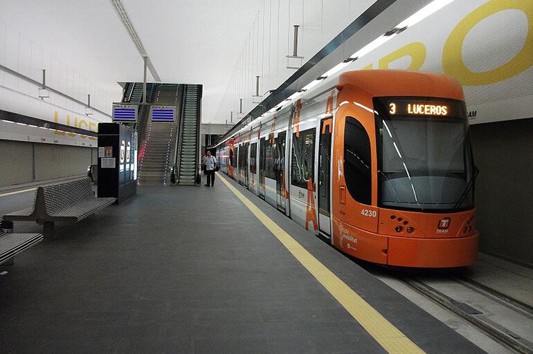 Система общественного транспорта