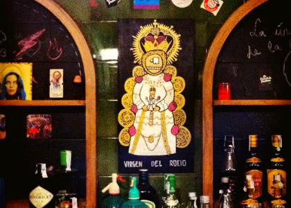 La Casa de la Pradera бар