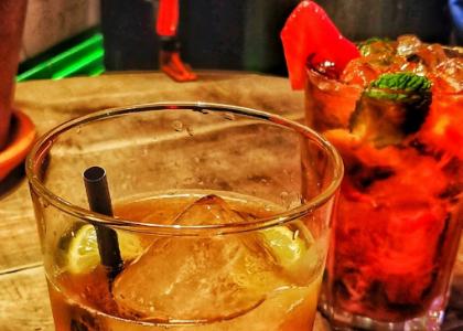бар 33|45 напитки