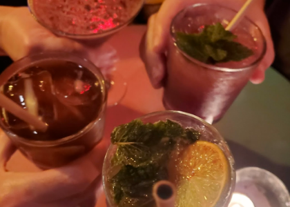 кафе Beirut 37 коктейли