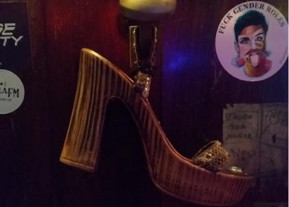 Madam Jasmine бар декор
