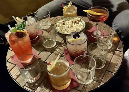 Pipa club напитки
