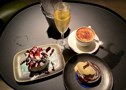 Кафе-бар Jaime Beriestain десерты