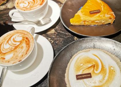 Кафе-бар Jaime Beriestain кофе