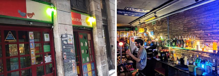 El Mariachi бар