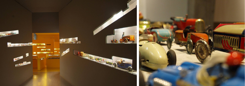 Музей игрушек в Иби