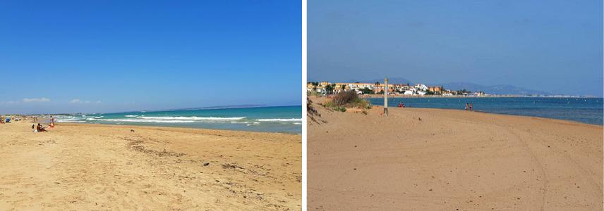 Playa Els Tossals