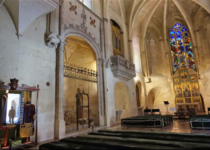 Церковь во дворце Альмудайна