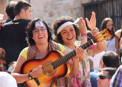 Дружелюбность испанцев