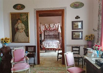 Комната в усадьбе Элс Калдерерс
