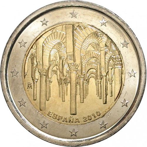 От 2010 г. <p> Посвященные историческому центру Кордовы;