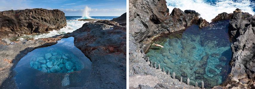 Особенности бассейнов острова Тенерифе