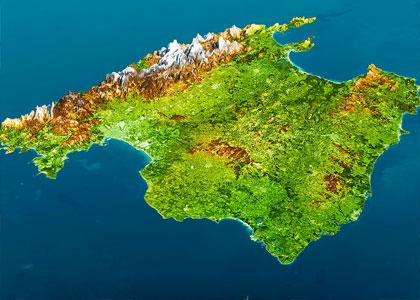 Остров Майорка
