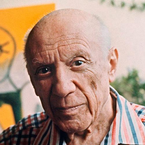 Пабло Пикассо <p> Творческий гений XX в. Стиль этого художника отличается необычайной своеобразностью, его невозможно повторить. В 1907 г. Пикассо были заложены основы кубизма. На протяжении последних 100 лет Пикассо признается самым дорогим и гениальным художником в мире.