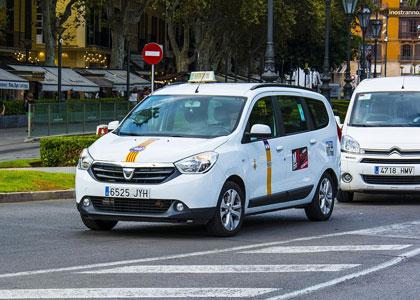Такси на Майорке