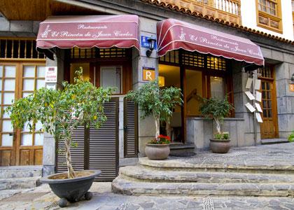 Ресторан El Rincon de Juan Carlos