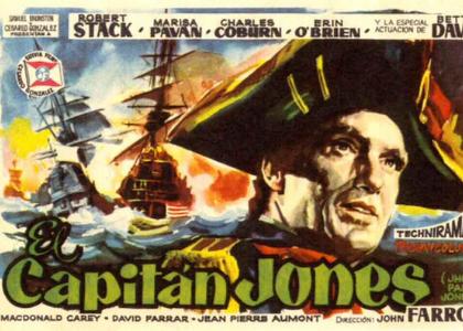 Капитан Джонс (Capitan Jones) 1958 г.