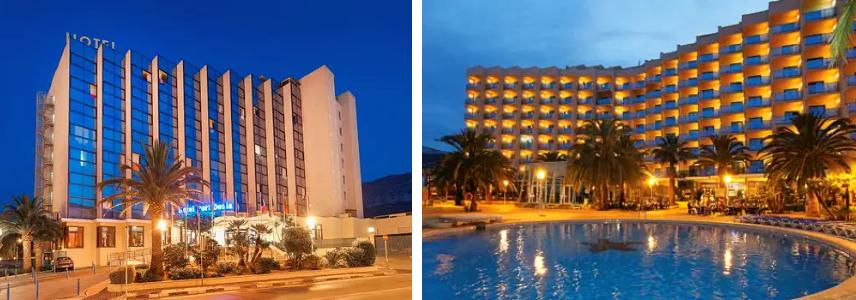 Port Denia отель