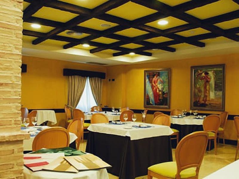 Ресторан отеля Daniya Denia