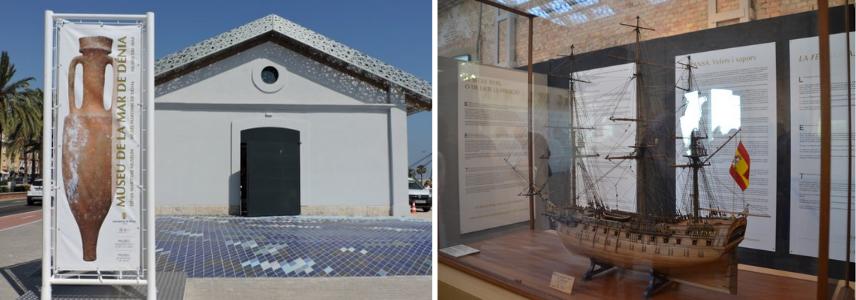 Музей моря в Дении