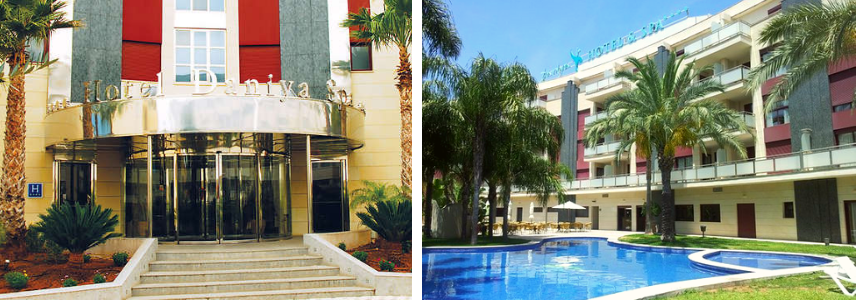 Отель Daniya Denia