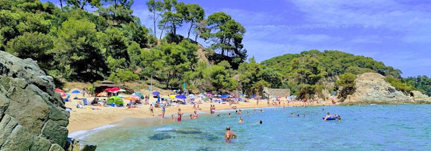 Пляж Санта-Кристина