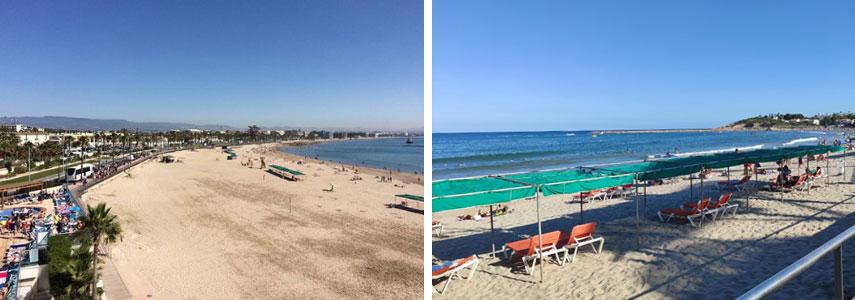Пляж Ла Пинеда