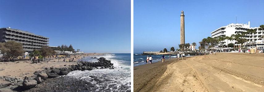 Пляж Maspalomas