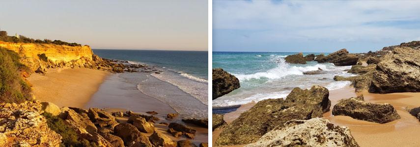 Пляж Мыс Рош
